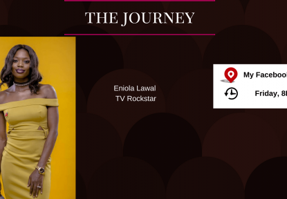Episode 2 – The Journey Podcast W/ Eniola Lawal