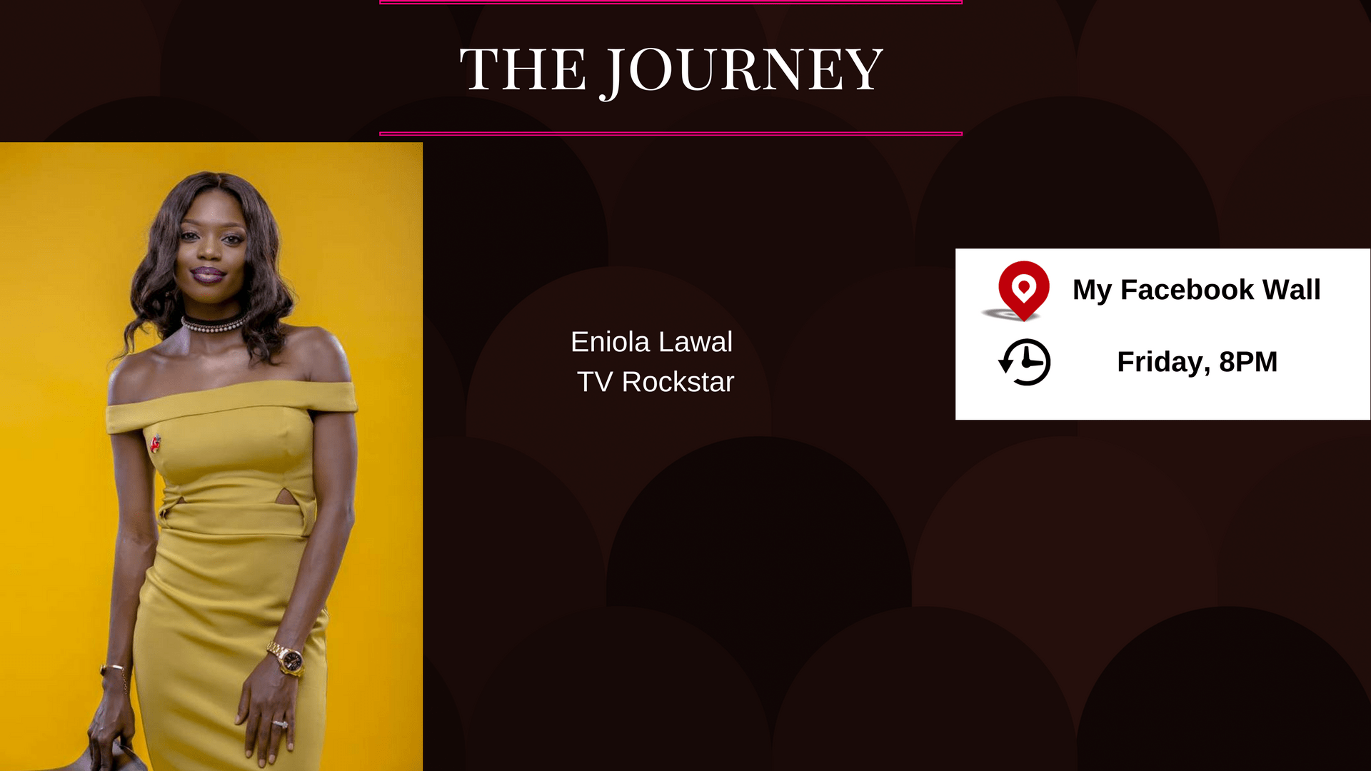 The Journey Podcast W/ Eniola Lawal