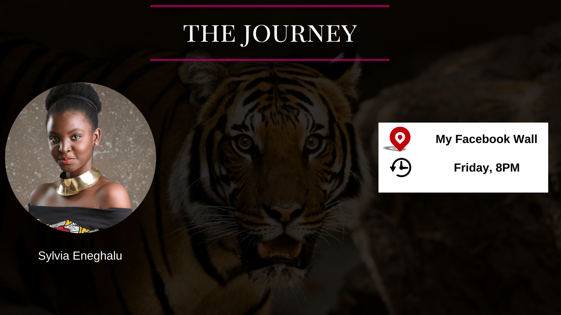 The Journey W/ Sylvia Eneghalu