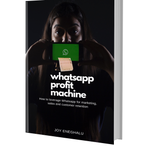 WHATSAPP PROFIT MACHINE COVER