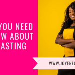 What You Need To Know About Podcasting - Joy Eneghalu