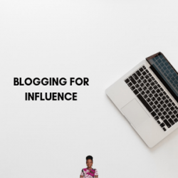 blogging-for-influence