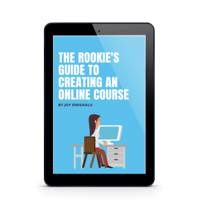 The Rookie Guide To Creating An Online Course Mockup