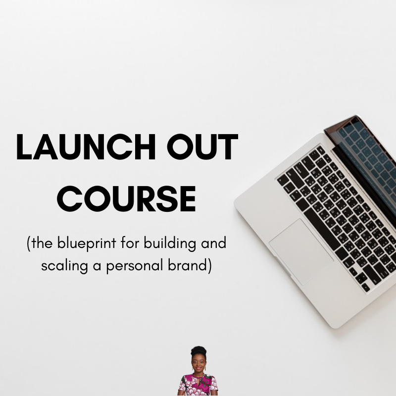 Launch Out Course